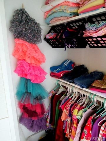 Childrens Closet Organization Ideas... A Place For Everything Reality Daydream