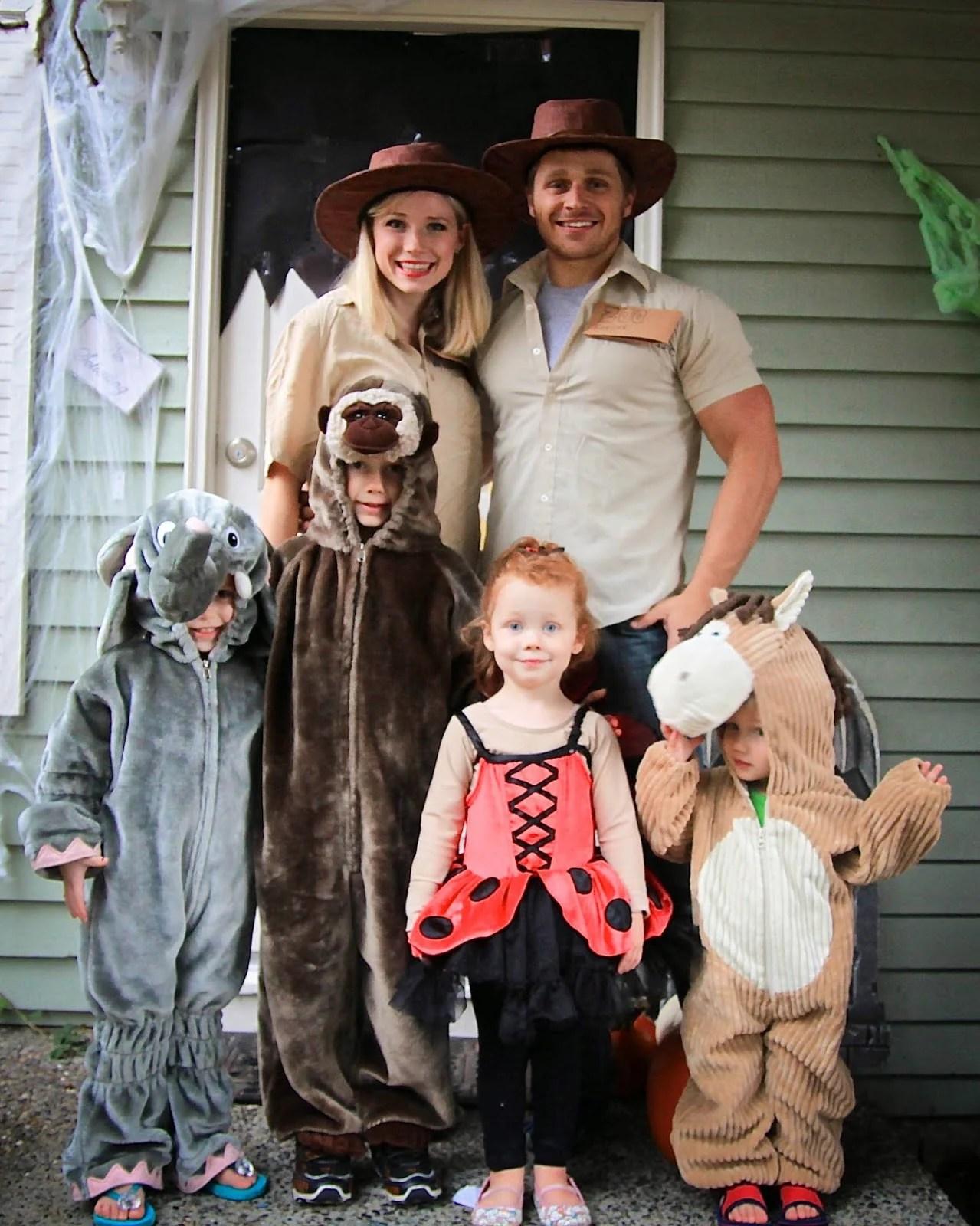 Remodelaholic 25 Creative Family Halloween Costume Ideas