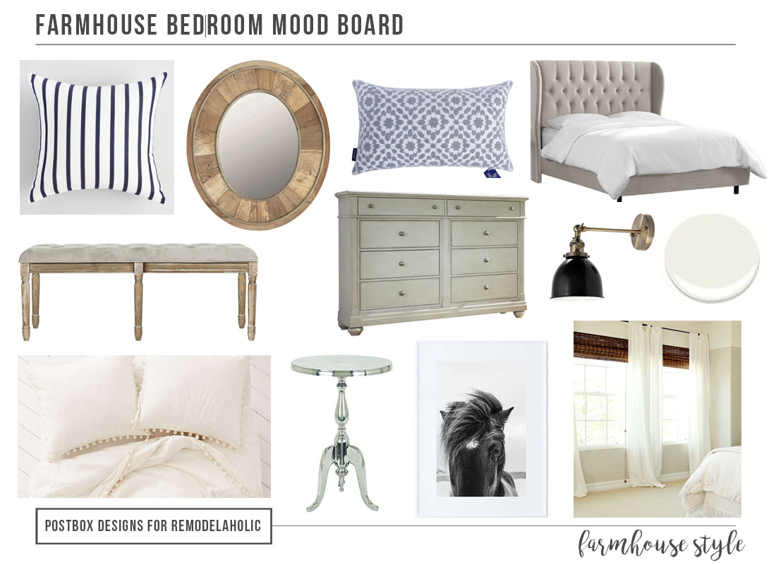 12 Items for a Perfect Fixer Upper Style Farmhouse Bedroom | Decorating tips and affordable farmhouse decor picks