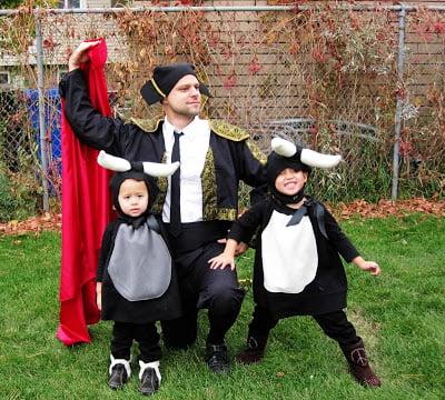 Baby Bulls Halloween Costume Rae Gun Ramblings