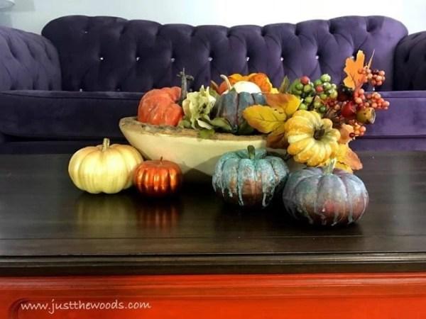Colorful Autumn Decor