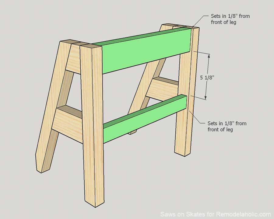 Diy Ladder Chair Sawsonskates 10