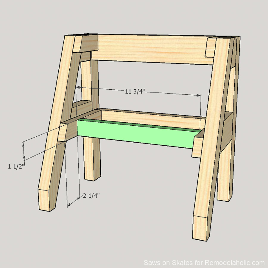 Diy Ladder Chair Sawsonskates 15