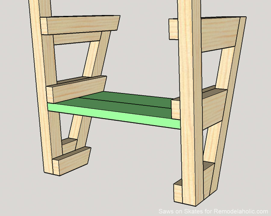 Diy Ladder Chair Sawsonskates 31
