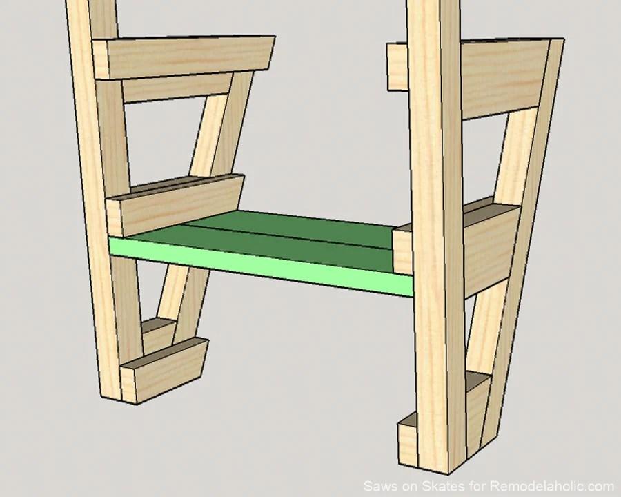 Diy Ladder Chair Sawsonskates 31