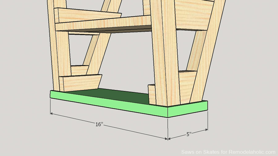 Diy Ladder Chair Sawsonskates 32
