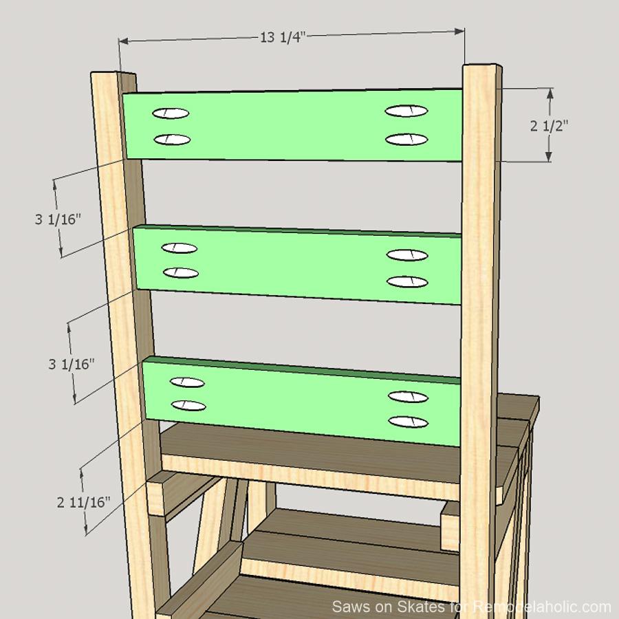 Diy Ladder Chair Sawsonskates 34
