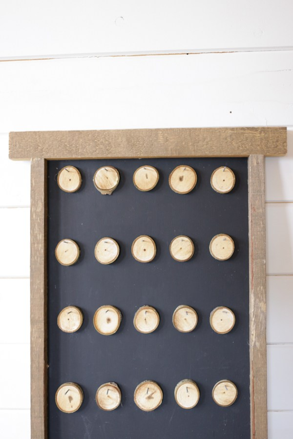 DIY Christmas Advent Calendar | This Mamas Dance For Remodelaholic 13