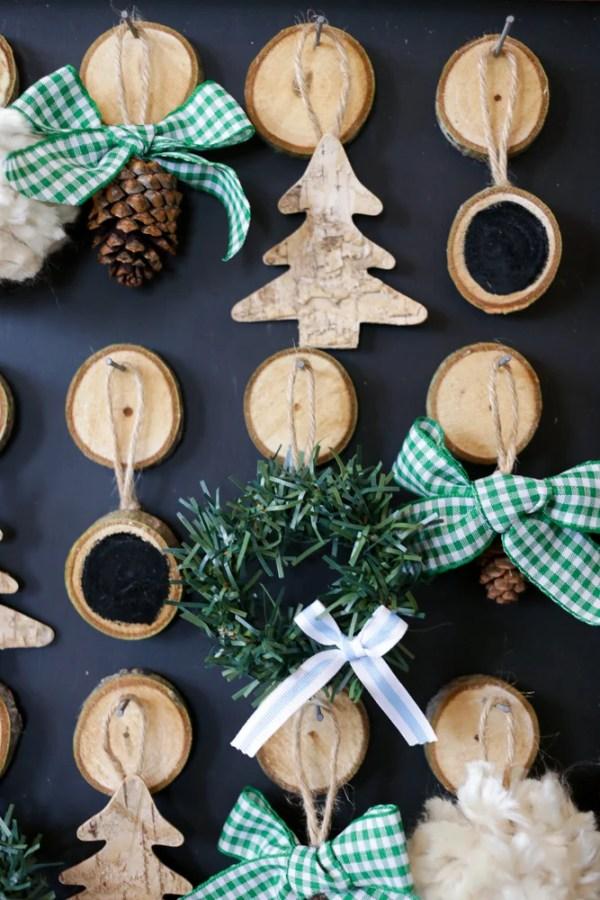 DIY Christmas Advent Calendar | This Mamas Dance For Remodelaholic 8