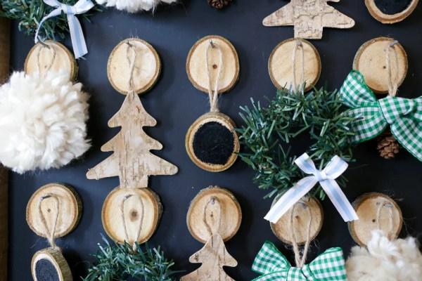 DIY Christmas Advent Calendar | This Mamas Dance For Remodelaholic 9