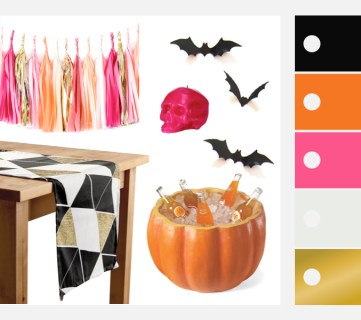 Halloween Party Decor and Inspiration