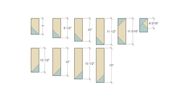 Remodelaholic Herringbone Tree Cut Diagram Tree 2 1