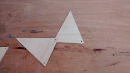 Remodelaholic Pennant Star Assembly (2)