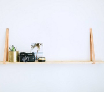 15+ Clever Shelving Hacks