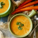 Carrot Soup Remodelaholic 4 533x800 1