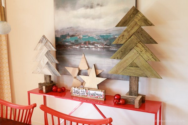 Christmas DIY Building Projects @Remodelaholic 42