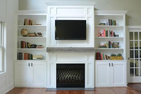 Living+Room+Built Ins+tutorial