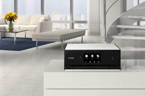 TS9020 Inkjet Printer White 6 Xl