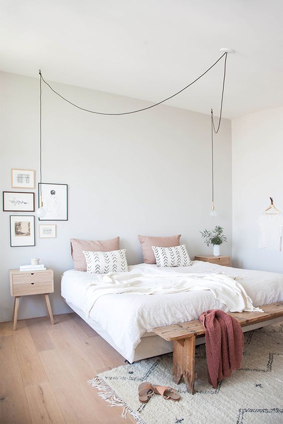 Blush Bedroom Inspiration 2