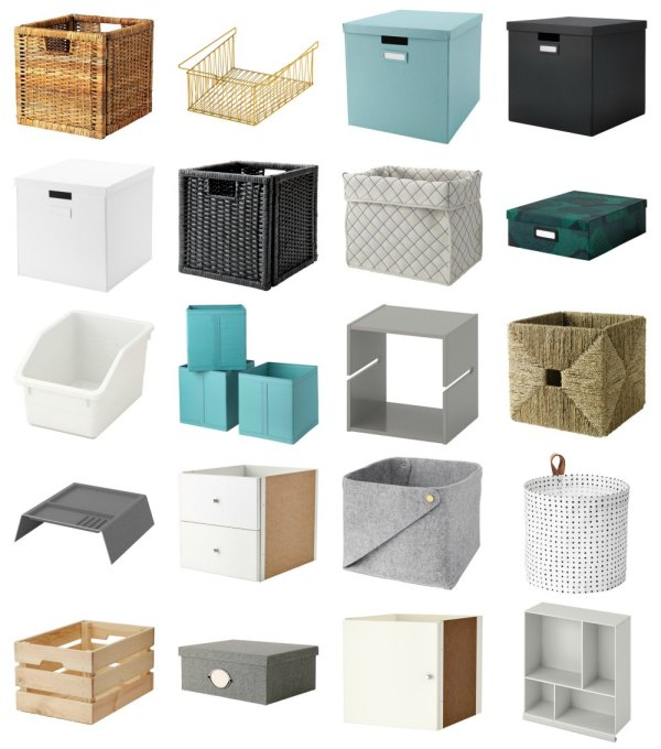 KALLAX Storage Options