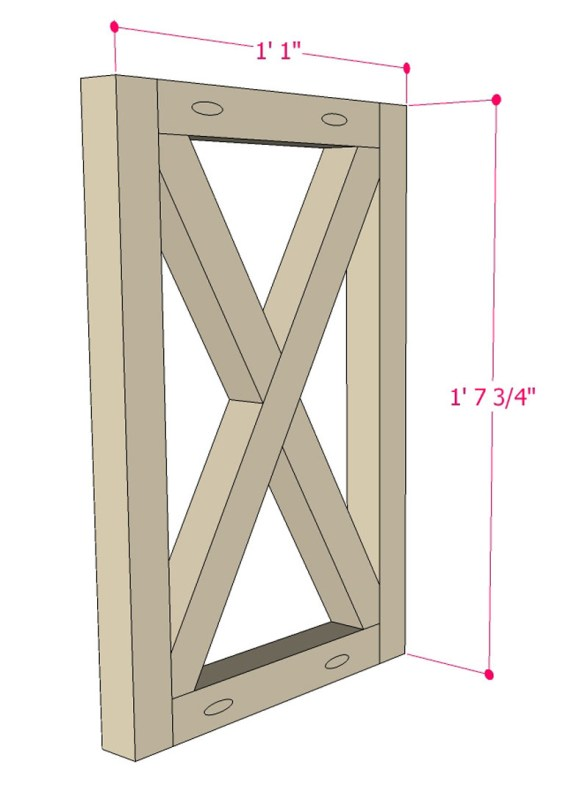 Multi Use Side Table Building Plan Apieceofrainbowblog (7)