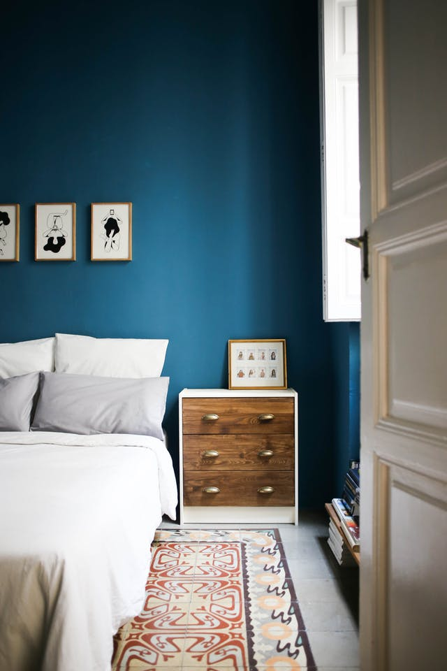 bedroom color schemes case plus | Remodelaholic | 5 Color of the Year Paint Trends for 2018
