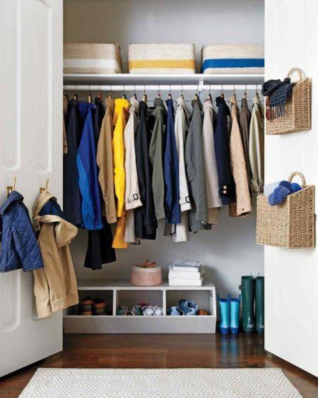 Coat Closet Photos