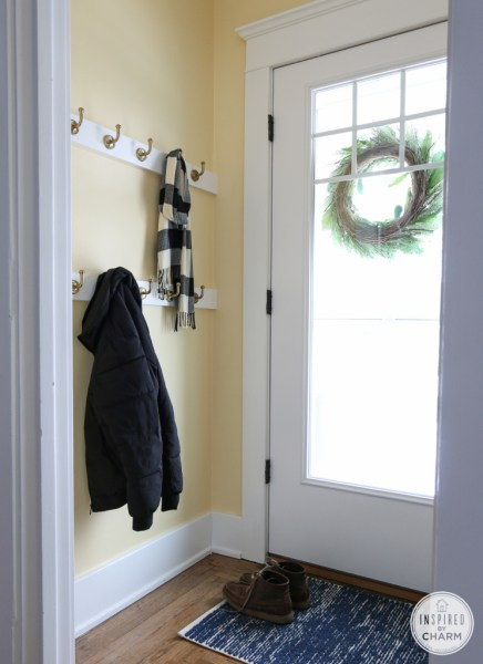 Diy Entryway Coat Rack 744x1024