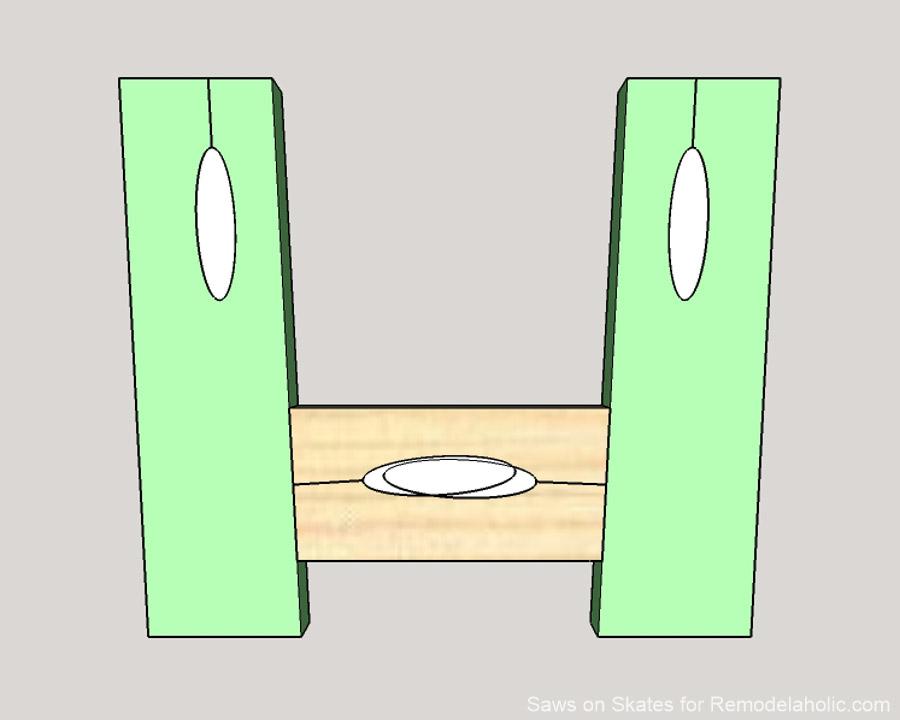 Diy Dog Food Bowl Stand Sos 4