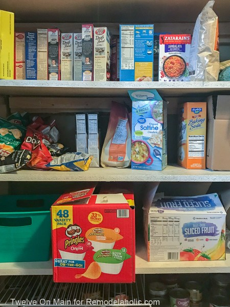 How To Organize Large Pantry On Budget1 (2 Of 23)