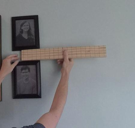 Remodelaholic Gallery Wall Simplified (36)