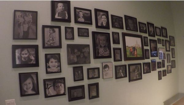 Remodelaholic Gallery Wall Simplified (48)
