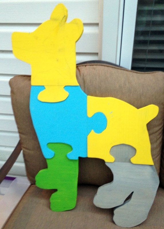 008 Giant Jigsaw Puzzle