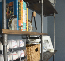 Extra 11 Industrial Shelves 1