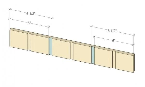 Remodelaholic Removable Utensil Drawer Organizer Step 5a