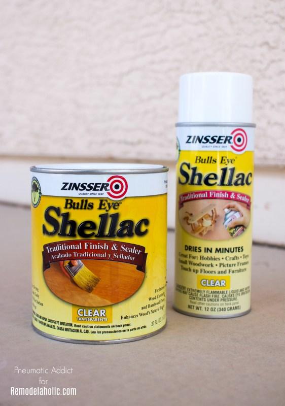 Zinsser Shellac Primer White Paint Bleed Through WM