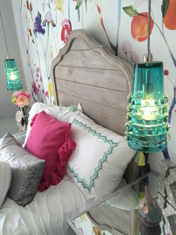 Remodelaholic Get This Look Colorful Eclectic Girl Bedroom 1