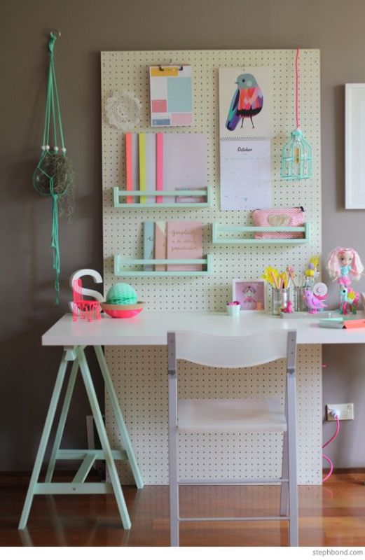 5 Tips to Create a Kid's Homework Station