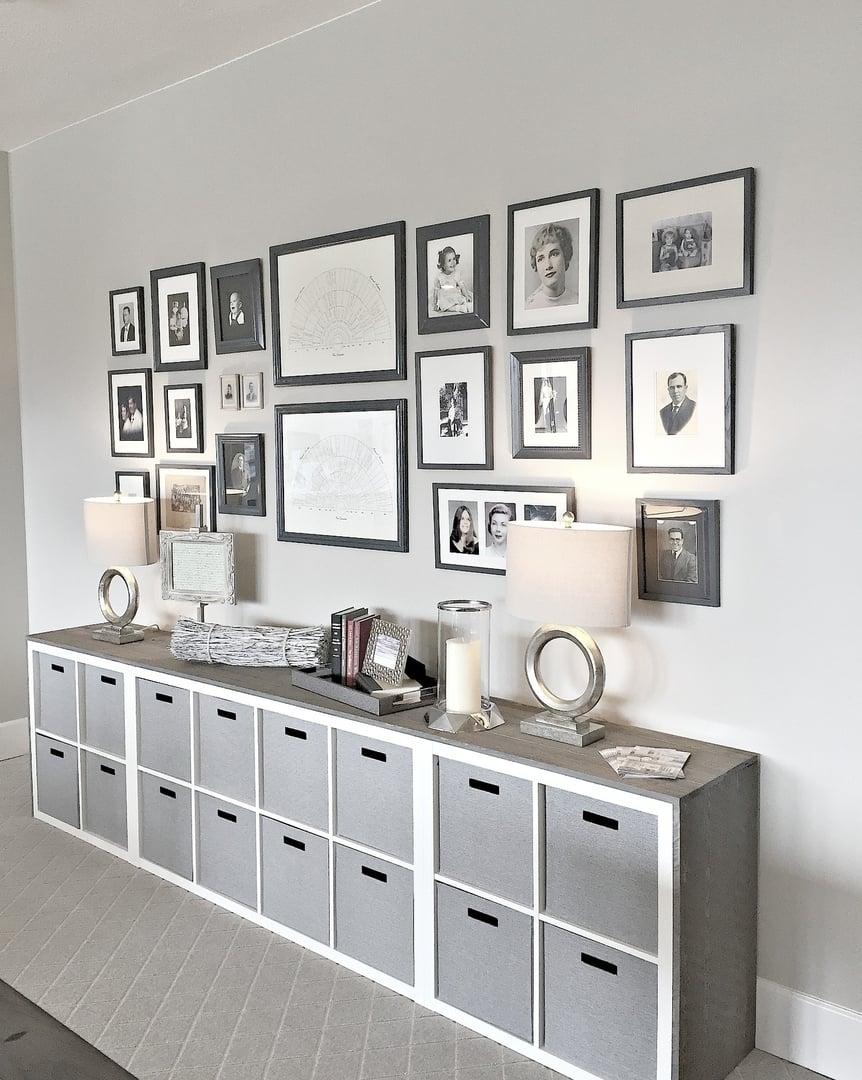 Home Office Ideas On A Budget Diy Desk Ikea Hacks