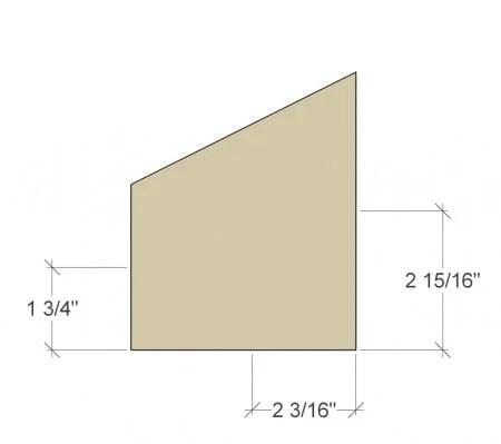 Remodelaholic Spice Cupboard Pocket Hole Layout5