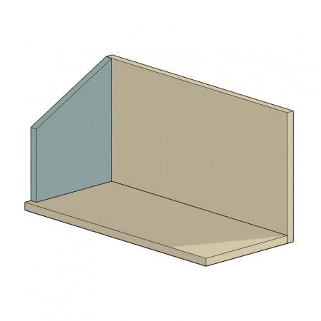 Remodelaholic Spice Cupboard Pocket Holes (14)