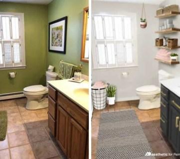 Remodelaholic Bathrooms - Bathroom ren