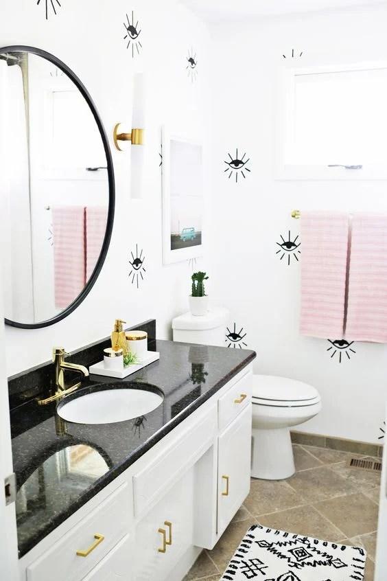 Budget Friendly Bathroom Update Ideas