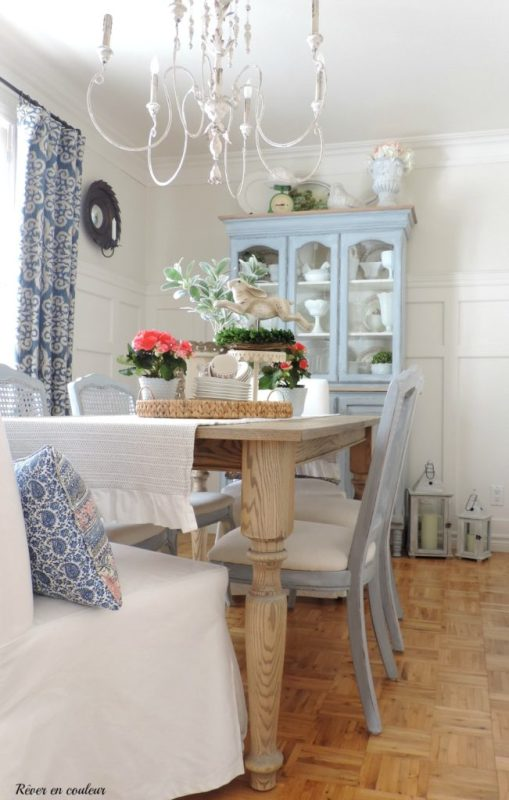 Spring Dining Room, Reverencouleur
