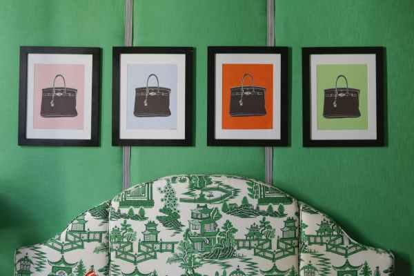 Remodelaholic Color Files Jade Green Bedroom 2