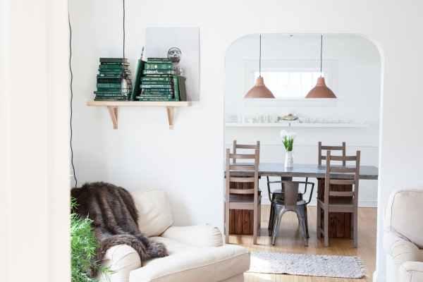 Remodelaholic Color Files Jade Green Bookshelf 2