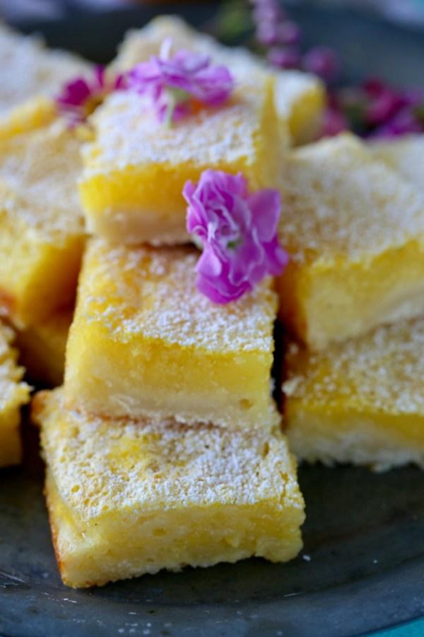 Remodelaholic Dessert Recipe Lemon Bars 5