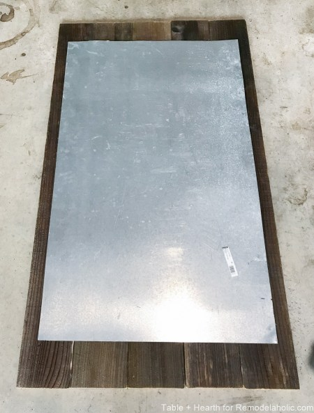 Table And Hearth Metal Display Board 4