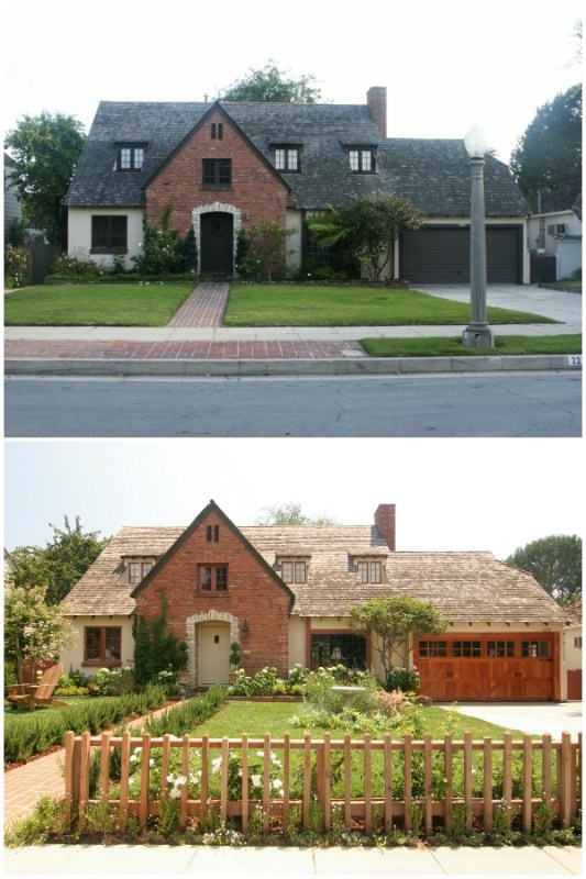 Add Value To Your Home By Increasing Curb Appeal #remodelaholic