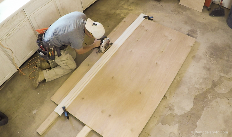 Step 1, DIY Router Table and Table Saw Workbench Building Plan | Free Printable Building Plans #remodelaholic